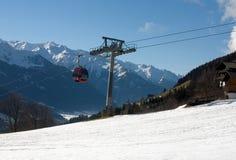 Gondola Lift Royalty Free Stock Image