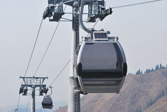 Gondola lift Stock Images
