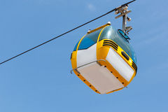 GONDOLA LIFT Royalty Free Stock Photography