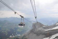 Gondola lift Stock Photo