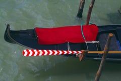Gondola messa in bacino Immagine Stock Libera da Diritti