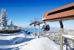 Gondola ride Stock Images