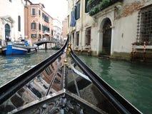Gondola ride Stock Photo
