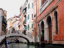 Gondola Ride Royalty Free Stock Photo