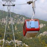 Gondola in the Rocky Mountains Stock Photos