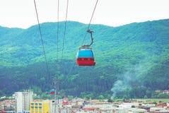 Gondola Ropeway Royalty Free Stock Image