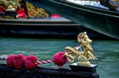 Gondola Sea Horse Royalty Free Stock Photography
