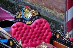 Gondola Seat Stock Image