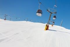 Gondola Ski Lift Stock Photos