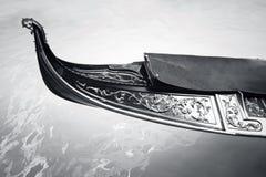 Gondola szczegół Obrazy Royalty Free