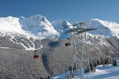 gondola szczyt Obrazy Stock