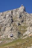 Gondola At Table Mountain Stock Photography