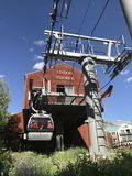 Gondola in Telluride Colorado Royalty Free Stock Photos