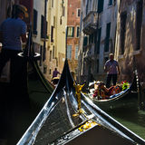 Gondola Stock Photo