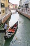Gondola tour Royalty Free Stock Photography