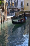 Gondola tour in Venice Stock Photography