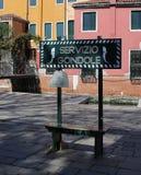 Gondola Tour in Venice Italy Royalty Free Stock Photos