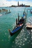 Gondola a Venezia Fotografia Stock Libera da Diritti