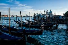 Gondola Venezia Fotografie Stock
