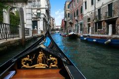 Gondola a Venezia fotografie stock libere da diritti