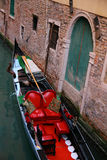 Gondola in Venezia, Italy Stock Photography