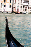 gondola Venice Fotografia Stock
