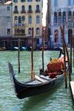 gondola Venice Obrazy Royalty Free