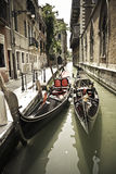 Gondola in Venice Royalty Free Stock Photo