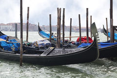 Gondola, Venice Royalty Free Stock Images