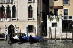 gondola Venice Zdjęcie Stock