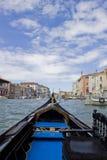 gondola Venice zdjęcie royalty free