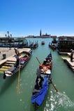 Gondola in Venice Royalty Free Stock Photography