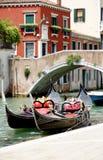 Gondola in venice. A picture of Gondola in venice royalty free stock photos