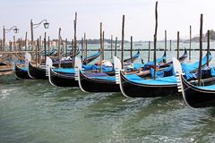 Gondola Venice Stock Photography