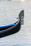 Gondola in venice Stock Image