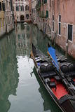 Gondola in Venice. Gondola in beautiful Venice Stock Photo