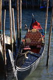 Gondola in Venice Royalty Free Stock Photos