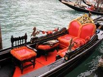gondola Venice Fotografia Royalty Free
