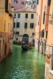 Gondola in Venice, Italy. Gondola in the Venice, Italy Stock Photography