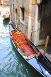 Gondola, Venice-Italy Royalty Free Stock Photography
