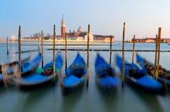 Gondola in Venice - Italy Royalty Free Stock Photo