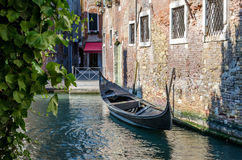 Gondola in Venice,Italy Royalty Free Stock Image