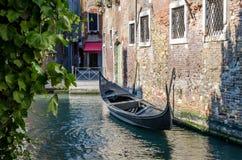 Gondola in Venice,Italy Royalty Free Stock Image