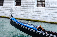 Gondola in Venice Italy Royalty Free Stock Photography
