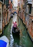 Gondola in Venice, Italy. Gondola in the Venice, Italy Stock Photo