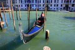 Gondola in Venice, Italy. Gondola in the Venice, Italy Royalty Free Stock Images