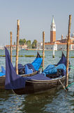 Gondola in Venice. Stock Photography