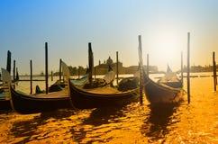 Gondola in Venice,Italy Stock Images