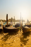 Gondola in Venice,Italy Stock Photo