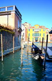 Gondola Venice  Stock Photos